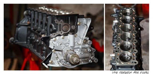 Rebuild 2JZ-GTE par ARD Works