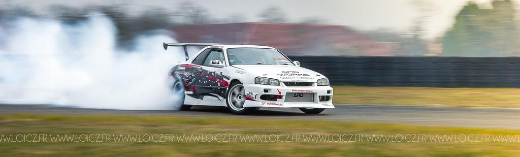 drift r34