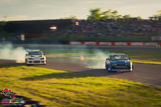 Vidéos DriftCup 2013
