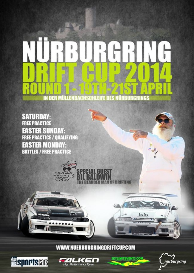 Nurburgring Drift Cup 2014