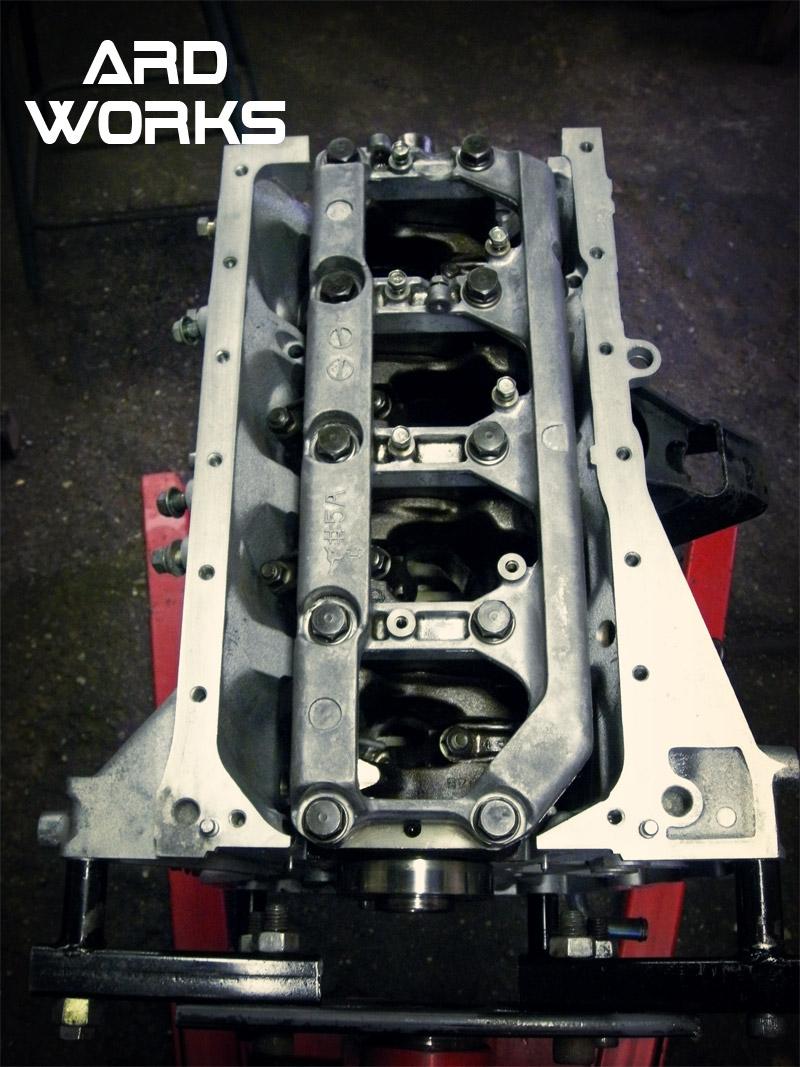 Déglaçage cylindres et nettoyage à l'acide bloc moteur Sr20DET