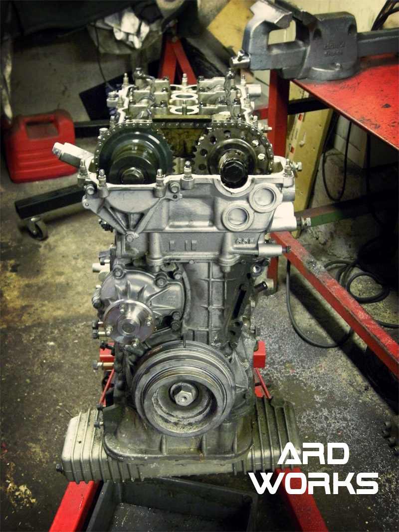 Rebuild Sr20
