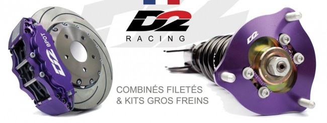 Réduction D2 Racing
