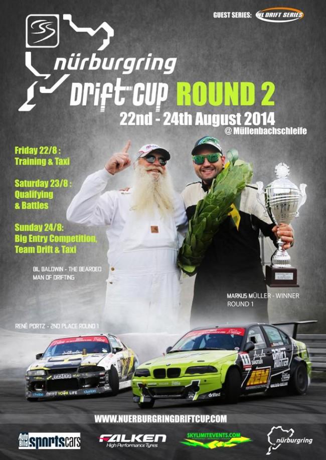 Round 2 - Nurburgring Drift Cup