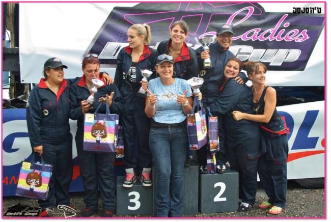 Podium pour Mélanie au Round 2 de la Ladies Drift Cup 2014