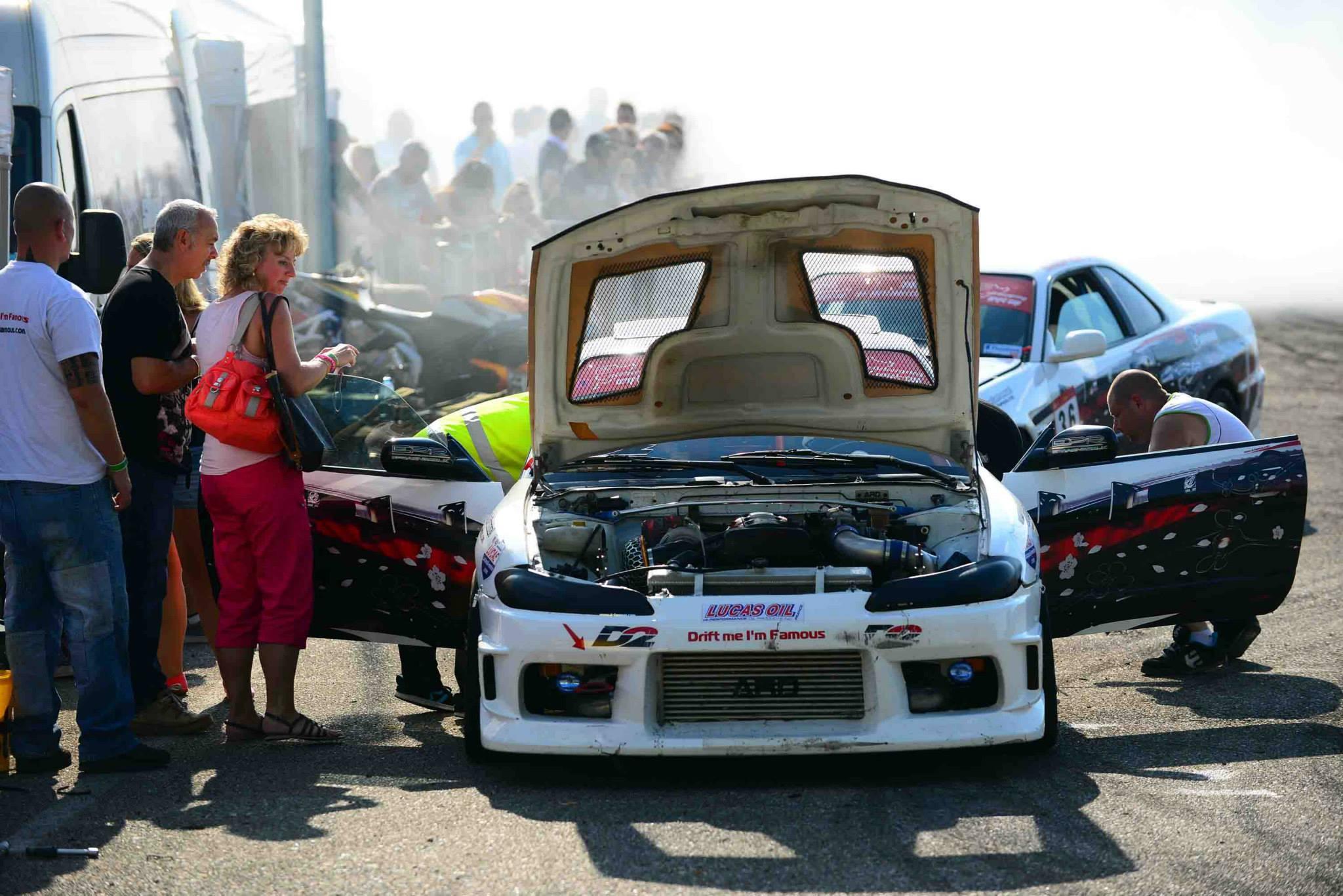 No limit motor show
