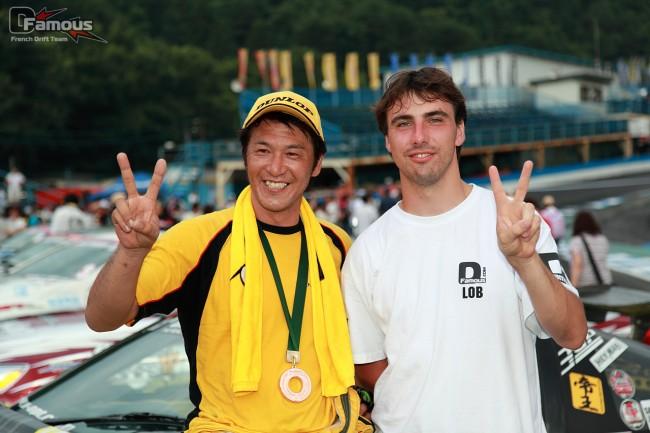 Souvenir souvenir de notre voyage au Japon pour voir le D1GP